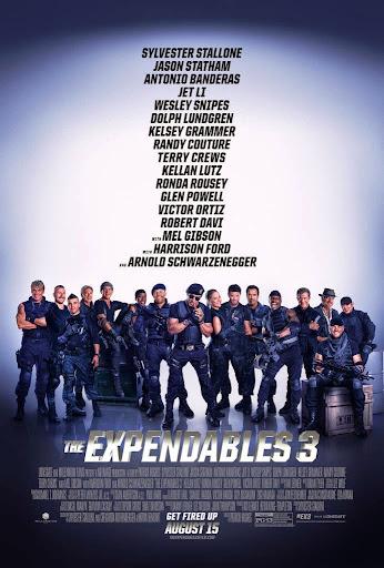 Οι Αναλώσιμοι 3 (The Expendables 3) Poster