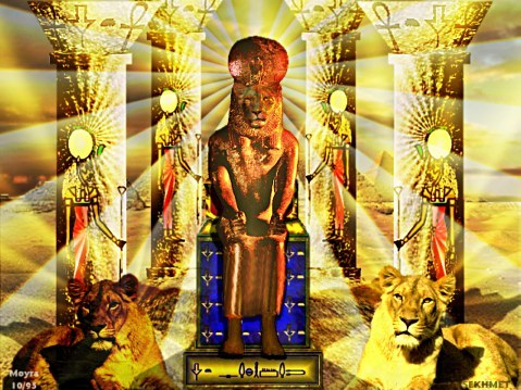 Alpha Et Omega Ascending On The Wings Of Maat Image