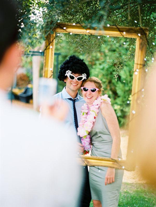Un photocall en vuestra boda for Fotocol de bodas