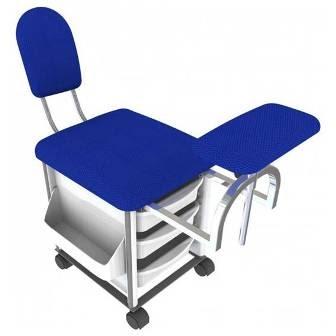 Mobiliario silla para manicure y pedicure for Sillas para manicure