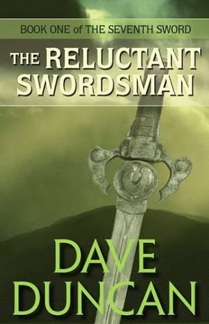 Book Review: The Seventh Sword by Dave Duncan