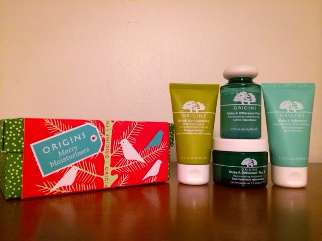 Origins Merry Moisturizers Set review