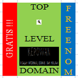 Kepowan-TopLevelDomainTLDGratisFreenom.png | Siapa Mau Top Level Domain (TLD) Gratis?