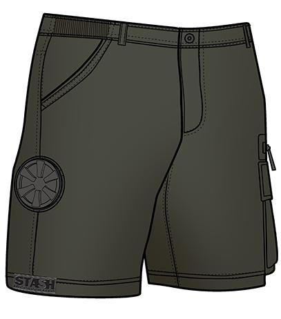 *STACH防水口袋海灘褲:水上活動隨身物品不離身! 3