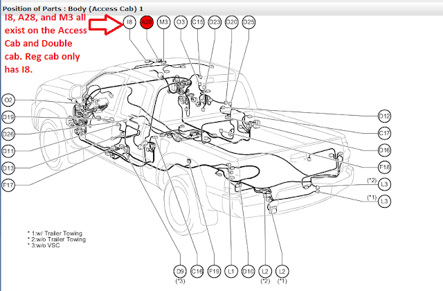 toyota diagrams   wiring diagram under dash 2011 toyota