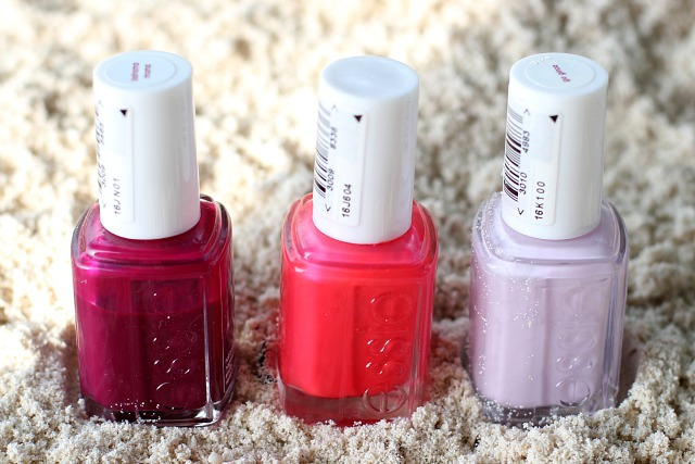 favorite nail polish for summer by essie