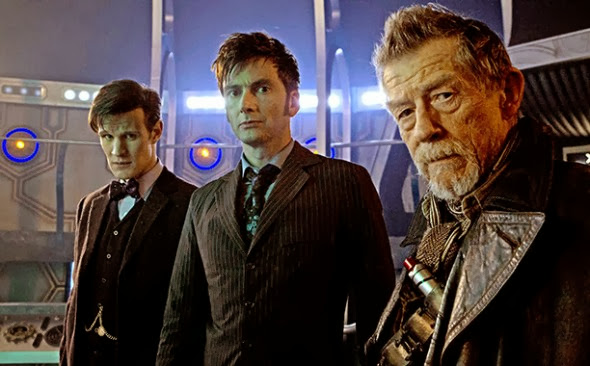 Dr Who: Day of the Doctor (BBC1 TV)