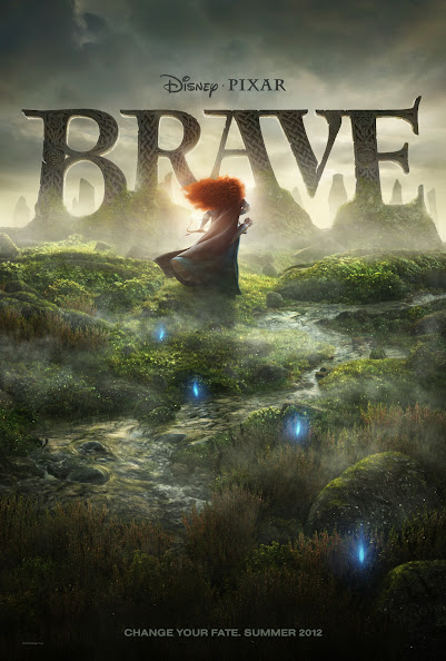 "Disney/Pixar's ""BRAVE"" - Change Your Fate"