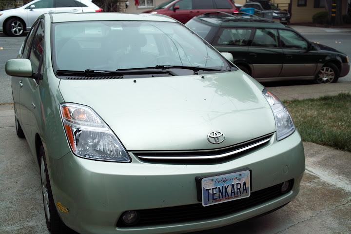 Tenkaramobile, Toyota Prius Tenkara