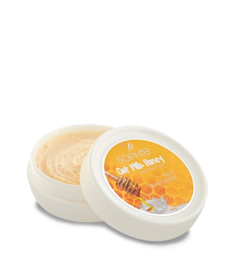 Kem dưỡng thể mật ong và sữa Sophie - NFBBO