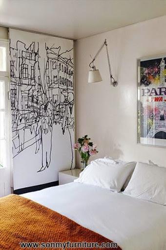 Phòng ngủ hiện đại: Đẳng cấp từ sự đơn giản-6