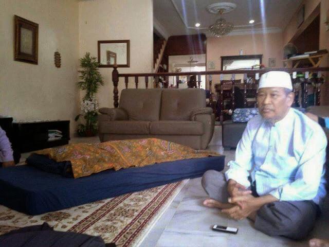 Ustaz Ismail Kamus Meninggal?