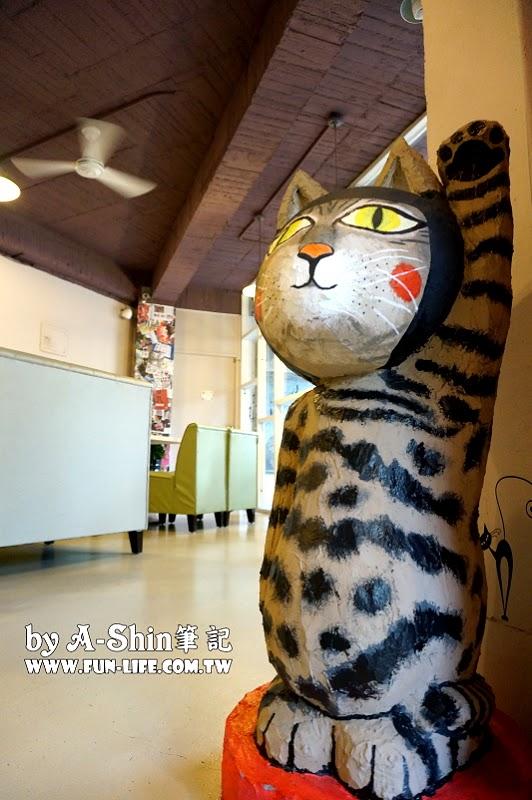 貓爪子咖啡館