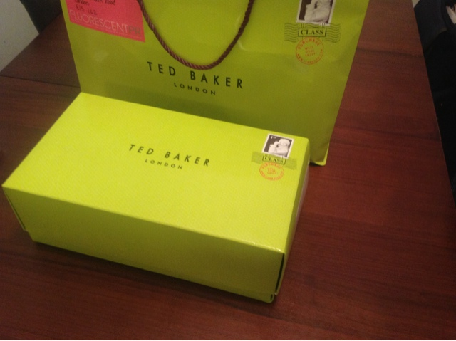 Mens Ted Baker Shoes