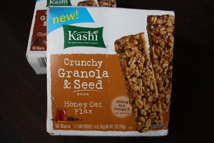 Kashi Crunchy Granola & Seed
