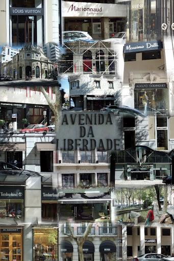 merken in Avenida Da Liberdade