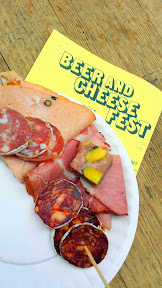 Portland Beer and Cheese Festival 2014, an event pairing beer and cheese, and you can graze on Olympic Provisions charcuterie