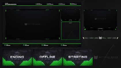COD WARZONE STREAM OVERLAY TEMPLATE FREE DOWNLOAD