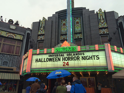 Halloween Horror Nights 24 touring plan
