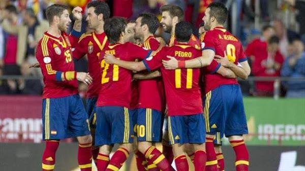 Clasificación Mundial 2014 España - Bielorrusia