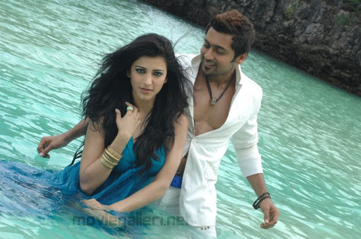 Cute Beautyful Ezham Arivu Surya Hot