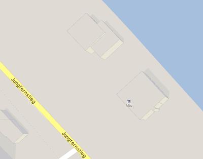 Google Maps Schattenwurf