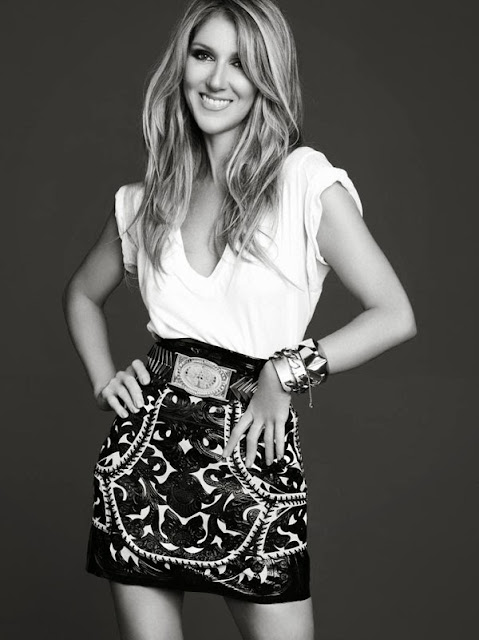 Celine Dion 2013, más guapa que nunca