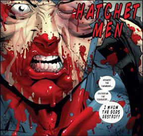 Hatchet Men - I Whom The Gods Destroy