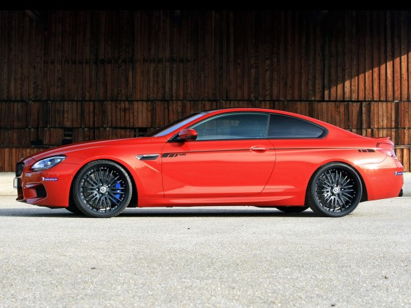 2013 G-Power BMW M6 F13 - Side