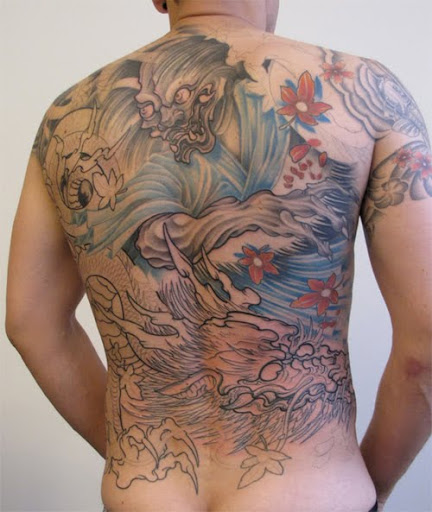 dragon tattoos for men