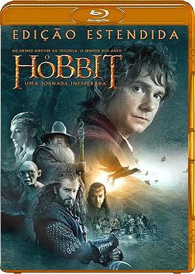 Filme Poster O Hobbit - Uma Jornada Inesperada EDIÇÃO ESTENDIDA BDRip XviD Dual Audio & RMVB Dublado
