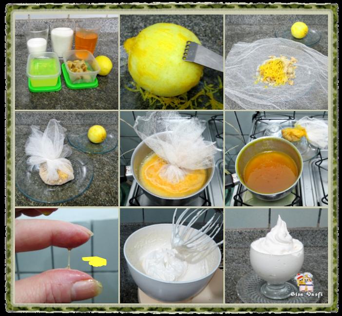 Marshmallow de gengibre e maracujá 3