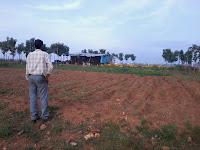 Organic farm near Mysore