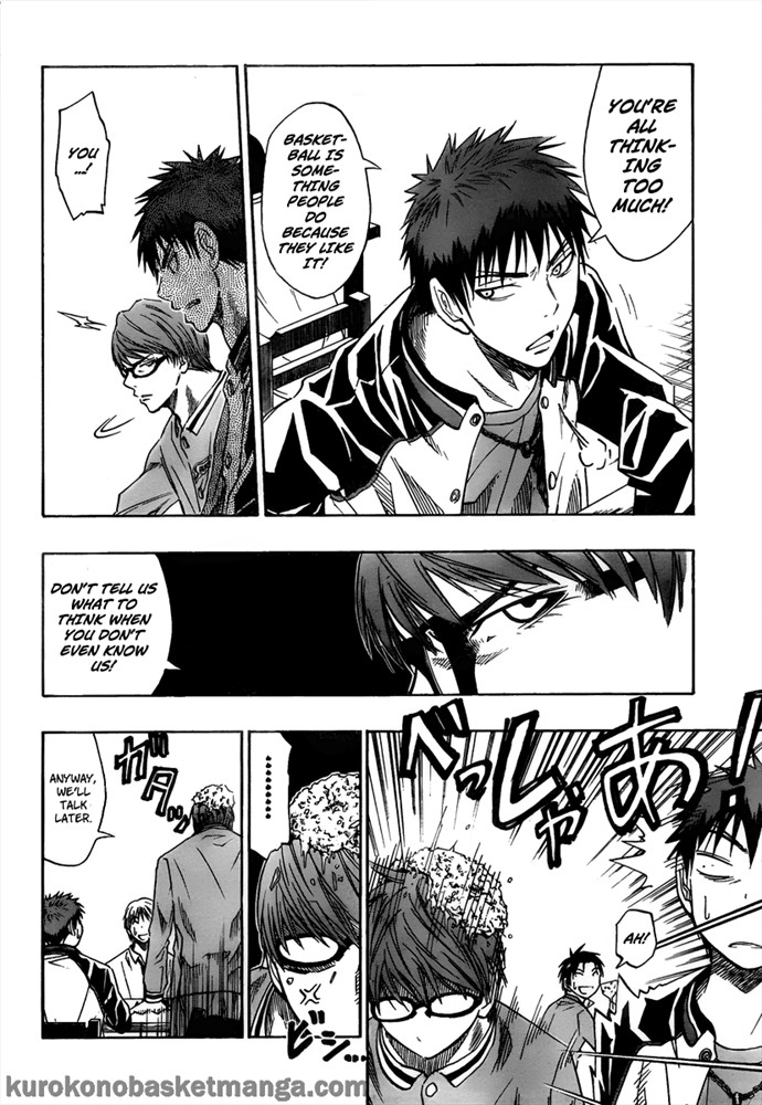 Kuroko no Basket Manga Chapter 36 - Image 14