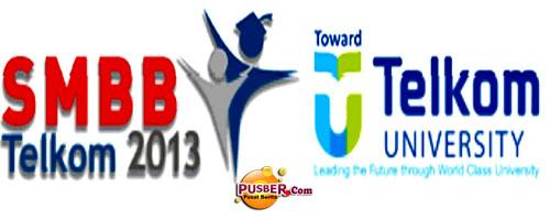 Jadwal pendaftaran online SMBB TELKOM 2013/2014