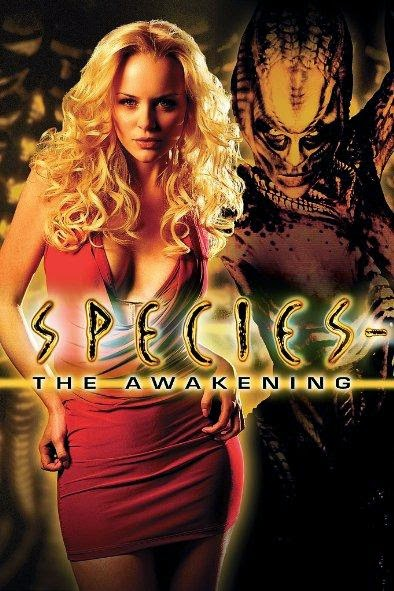 Poster Of Species: The Awakening (2007) Full Movie Hindi Dubbed Free Download Watch Online At Alldownloads4u.Com