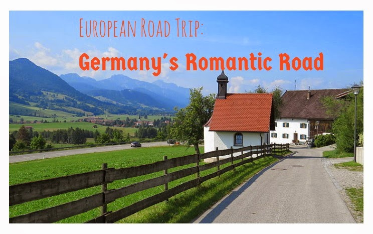 European Road Trip: Germany's Romantic Road