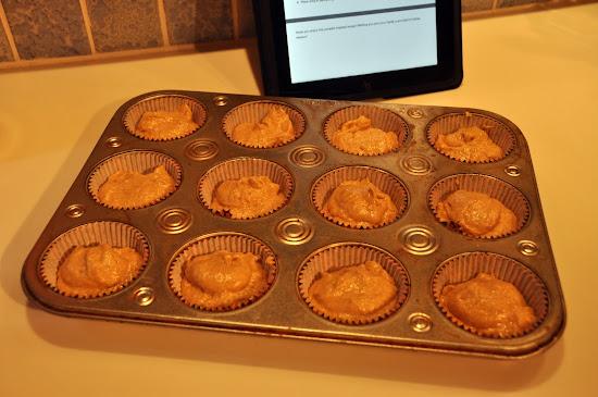 cupcakes ready to bake