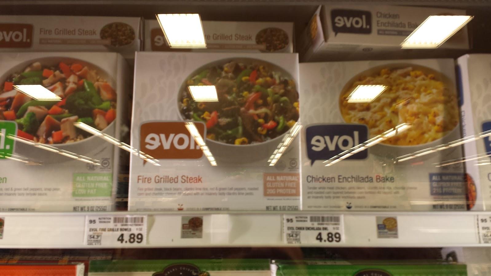 evol meals