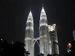 Kuala Lumpur: les tours Petronas