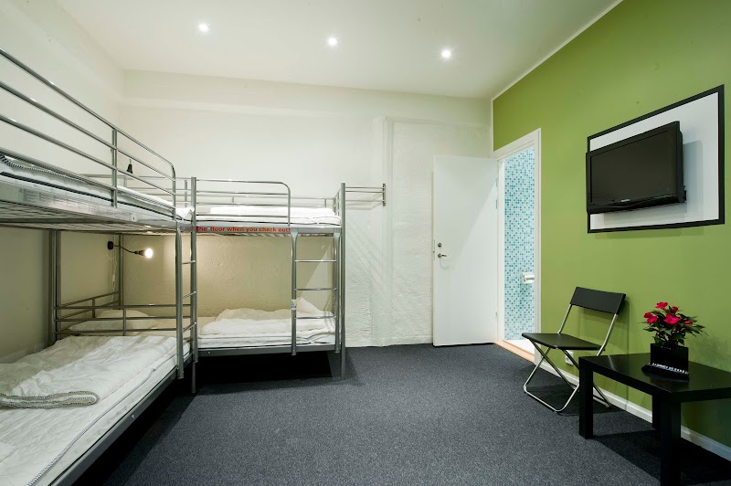 Stockholm Hostel
