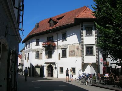 Homanova hiša, o casa Homan (1529)