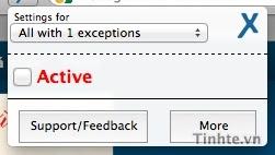 Cách truy cập Facebook đơn giản với  anonymoX addon trên Firefox - Image 2
