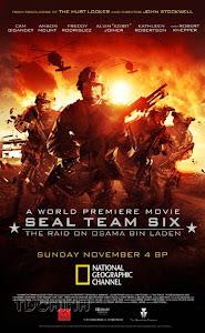 Đội Seal Sáu: Cuộc Truy Kích Osama Bin Laden - Seal Team Six: The Raid On Osama Bin Laden poster
