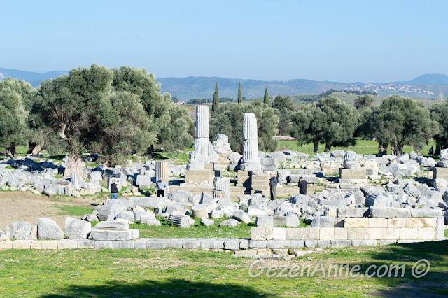 Teos antik kenti, Seferihisar