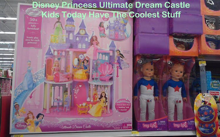The Ultimate Dream Castle would make any little princess happy!