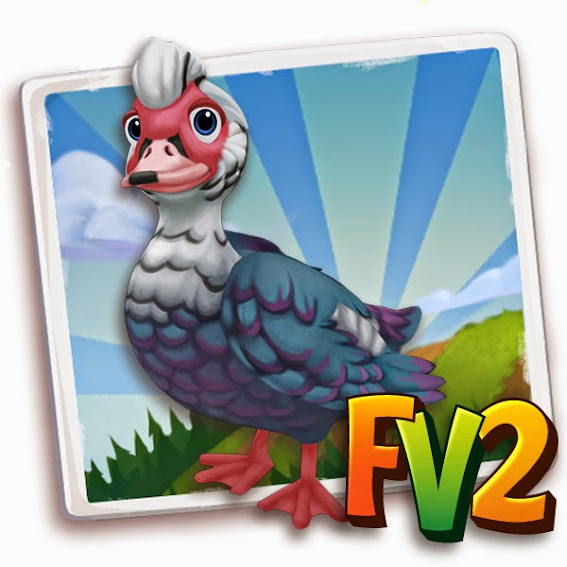 farmville 2 cheats for Muscovy Duck