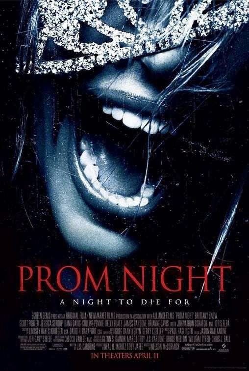 Poster Of Prom Night (2008) Full Movie Hindi Dubbed Free Download Watch Online At Alldownloads4u.Com