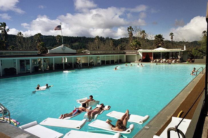 Calistoga Hot Springs California (25 Best Hot Springs in US).