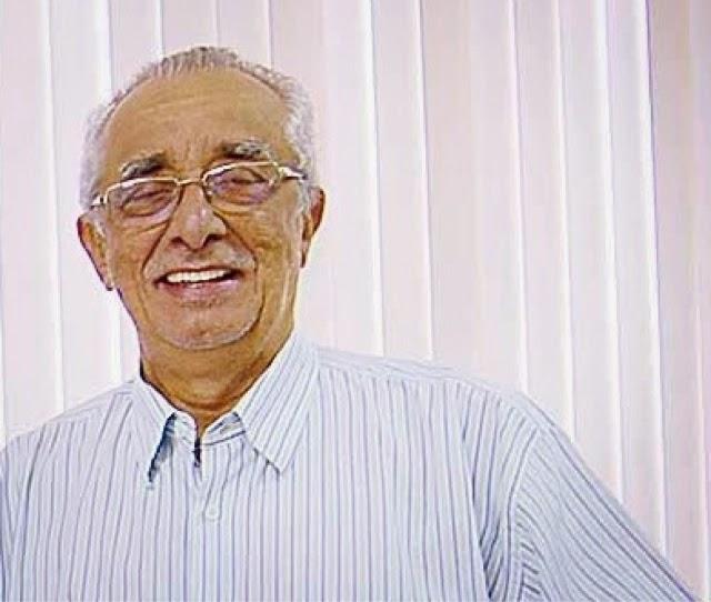 UFRN: Professor Joaquim Elias de Freitas recebe título de Professor Emérito